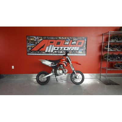 Apollo RFZ 140 OPEN ,DIRT BIKE,PIT BIKE,MOTOCROSS