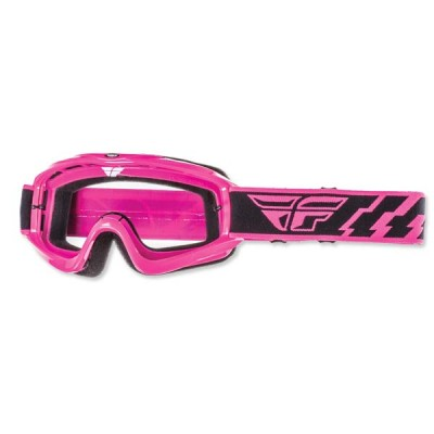Lunette FLY Racing focus rose
