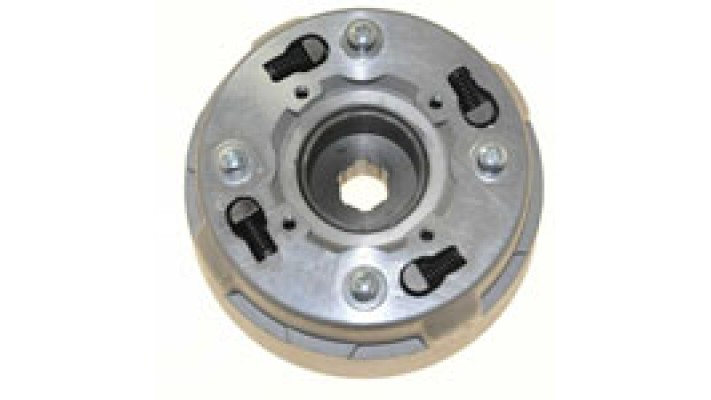Clutch semi auto 50-125CC 18dents